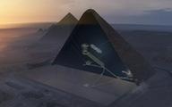 Phát hiện căn hầm khổng lồ đầy bí ẩn trong lòng kim tự tháp Ai Cập