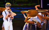 Cố nghệ sĩ Khánh Nam xuất hiện trong Sao nối ngôi nhí