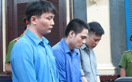 Không tìm ra hung thủ chính, bộ ba lãnh chung án chung thân