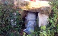 Một phụ nữ bị giết, giấu xác dưới cống