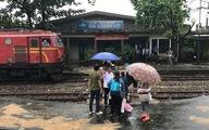 Đã thông đường sắt qua đèo Hải Vân