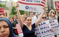 Video: Người Mỹ phản đối luật cấm nhập cảnh của Tổng thống Trump