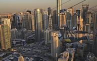 Xem clip 'người bay như chim' trên bầu trời Dubai
