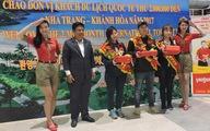 Nha Trang - Khánh Hòa đón vị khách thứ 2 triệu trong năm 2017