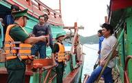 Côn Đảo: Hụ còi đưa dân tới nơi trú ẩn