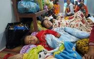 Đã di dời hơn 90.000 dân đi tránh bão Tembin