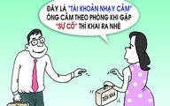 Khiển trách kẻ trộm tiền của ông Nguyễn Xuân Quang