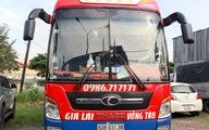 Điều tra vụ xe khách bị nhóm thanh niên chặn xe đập phá