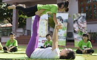 'Sinh ra để làm huấn luyện viên yoga phục hồi'