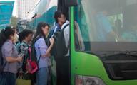 Cách cư xử 'chuẩn không cần chỉnh' khi đi xe buýt