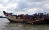 Truy đuổi, bắn chỉ thiên bắt cát tặc trên sông Đồng Nai