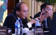 Thủ tướng Nguyễn Xuân Phúc đối thoại với người trẻ khởi nghiệp
