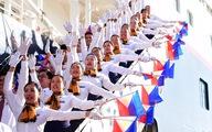 Tàu Nippon Maru đưa 329 thanh niên ưu tú cập cảng Cát Lái