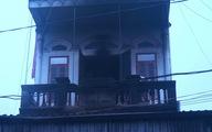 Cháy nhà sáng mùng một, 1 người chết