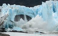 Tảng băng huyền thoại của Argentina sụp đổ
