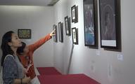 Triển lãm 55 tác phẩm của họa sĩ châu Âu tại Đà Nẵng