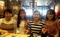 4 chị em cùng học đại học y