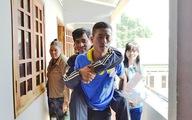 Chàng sinh viên mê tình nguyện