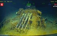 Tìm thấy tàu sân bay Mỹ nằm sâu dưới đáy đại dương