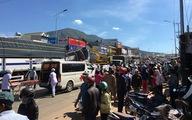 Xe tải tông hàng loạt xe trên quốc lộ 20, 5 người chết