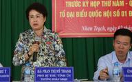 Ông Võ Văn Thưởng: Sẽ xử lý đúng vi phạm của bà Phan Thị Mỹ Thanh