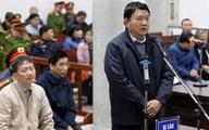 Ông Trịnh Xuân Thanh và con trai rút kháng cáo