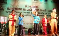 Đà Nẵng đón nhận bằng UNESCO ghi danh bài chòi