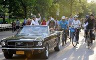 """Công viên Trung tâm New York chính thức nói """"không"""" với ôtô"""