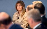 Ông Trump chỉ trích truyền thông đồn thổi ác độc về vợ ông