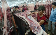 Thịt heo bình ổn tăng thêm 1.000-5.000 đồng/kg