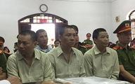 Phúc thẩm vụ bắn chết 3 bảo vệ công ty Long Sơn