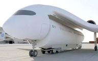 Độc đáo máy bay 'lai' tàu cao tốc