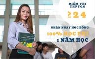 Đại học Quốc tế Miền Đông công bố điểm chuẩn 2018