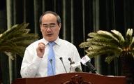 Bí thư Thành ủy Nguyễn Thiện Nhân: 'Cần tăng lương cho chủ tịch quận'