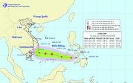 Áp thấp nhiệt đới có thể mạnh lên thành bão khi tới Trường Sa