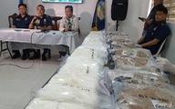 2,5 triệu USD ma túy vô chủ dạt vào bờ biển Philippines