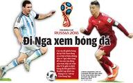 Đi Nga xem World Cup 2018