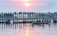 Đi Mandalay ngắm hoàng hôn ở cầu U Bein