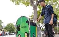 Dạy học trò biết phân loại rác là... làm điều tử tế!
