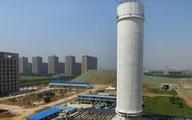 Trung Quốc thử nghiệm tháp lọc không khí cao nhất thế giới