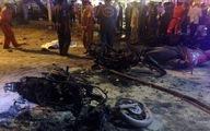Xe máy nổ tung giữa chợ ở Thái Lan, ít nhất 3 người thiệt mạng