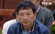 Luật sư của Trịnh Xuân Thanh 'cãi tay đôi', ngắt lời chủ tọa