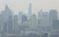 Bangkok báo động ô nhiễm khói bụi