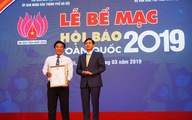 Báo Tuổi Trẻ đoạt giải bìa báo Tết đẹp tại Hội báo toàn quốc