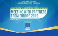 Thúc đẩy hợp tác với các đối tác khu vực Châu Âu