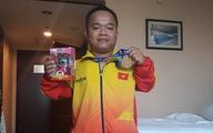 """""""Chú lùn"""" Trần Văn Nguyên giành HCV World Para Grand Prix"""