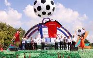 168 đội tham gia giải bóng đá thành phố mới Bình Dương