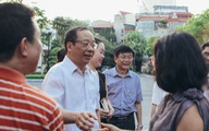 Thầy cô ở Hà Nội lên đường làm nhiệm vụ thi THPT quốc gia