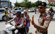 Thái Lan phạt nặng chủ phương tiện xả khói đen gây ô nhiễm