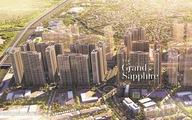 Sức hút từ 'tọa độ hoàng kim' của tòa căn hộ Grand Sapphire 2 Vinhomes Smart City